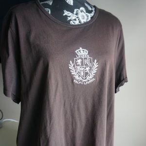 Plus size Ralph Lauren T-shirt
